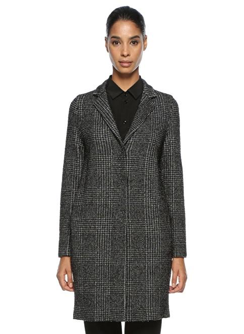 Harris Wharf London Palto Siyah